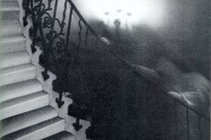paranormal ghost