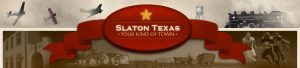 City of Slaton logo