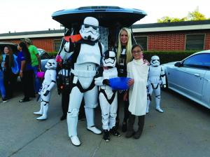 Slaton Care Center Trunk or Treat