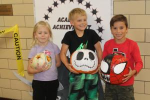 pumpkin contest winners 1st