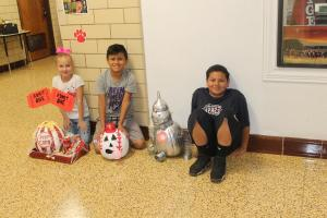pumpkin contest winners 4th